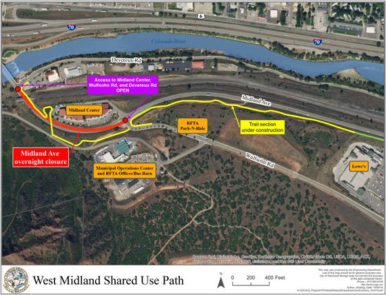 West Midland Shared Use Path