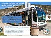 Bus Meeting Flyer