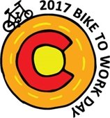 2017 Bike to Work Day Logo