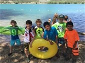 Children enjoying Glenwood Springs' Kid Kamp