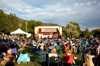 Summer of Music in Glenwood Springs Colorado