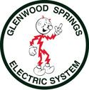 Glenwood Springs Electric Logo - Randy Kilowatt