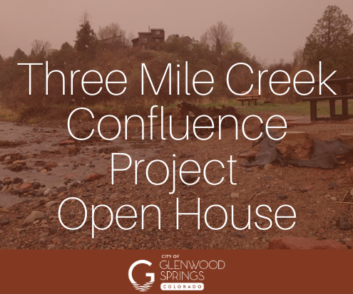 Three Mile Creek Confluence Project Open House