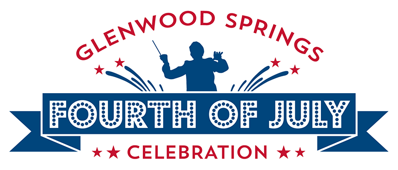 Fourth of July Celebration Logo