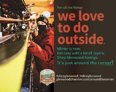 Shop Glenwood For All the Things we Love to Do Outdoors
